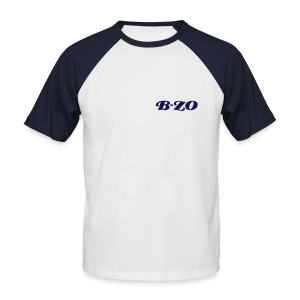 B-ZO loose attitude - T-shirt baseball manches courtes Homme