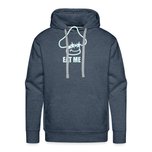 eatme hoodie color - Mannen Premium hoodie