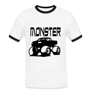 Monster - Men's Ringer Shirt