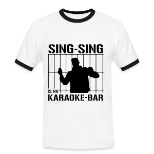 Sing Sing - Men's Ringer Shirt