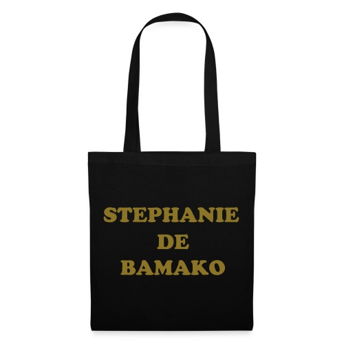 Original Stephy noir  - Tote Bag