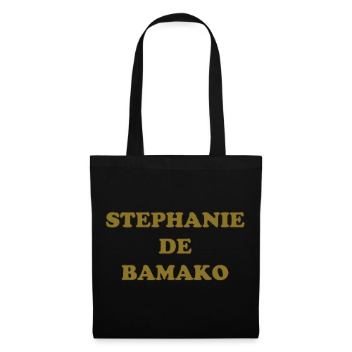 Original Stephy and Albert noir - Tote Bag