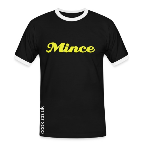 Mince tee - Men's Ringer Shirt