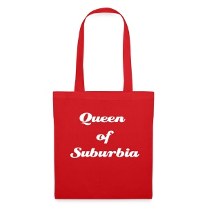 Queen of Suburbia Shopper Bag - Tote Bag