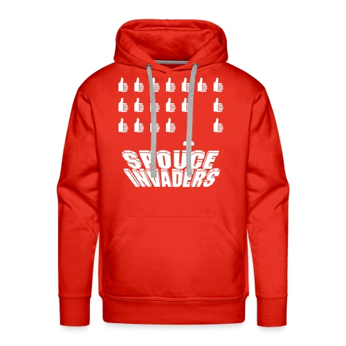 Spouce Invaders - Sweat-shirt à capuche Premium pour hommes