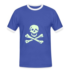 Pirate t-shirt - Men's Ringer Shirt