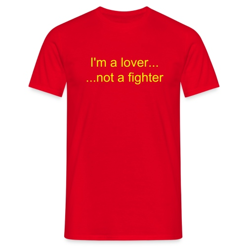 lover - Men's T-Shirt