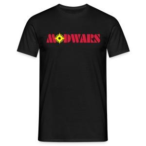 modwars T-Shirt - Männer T-Shirt