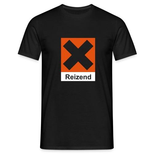 Reizend (vorne) + Giftig (hinten) - Männer T-Shirt