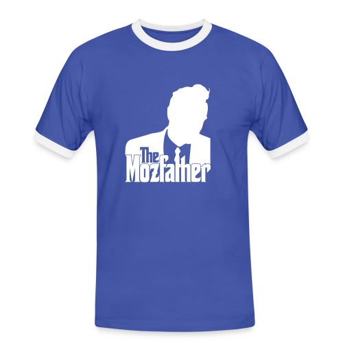 The Mozfather - Men's Ringer Shirt