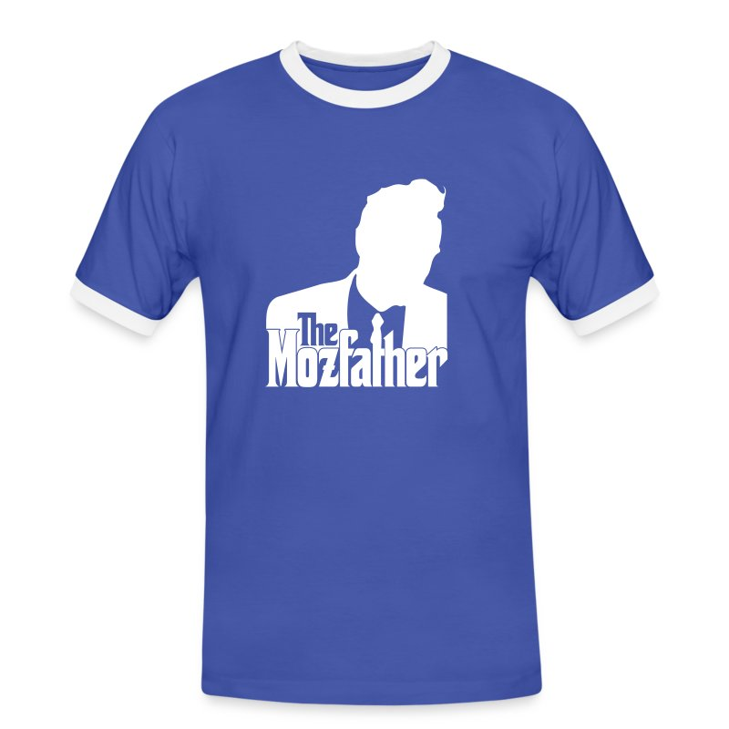 The Mozfather - Men's Ringer Shirt