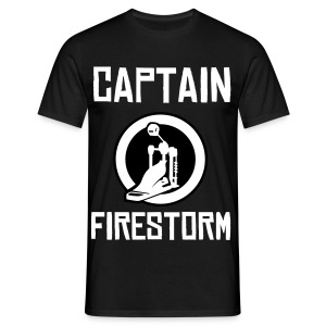 Captain Firestorm - Men's T-Shirt