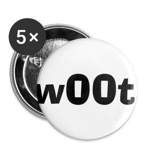 Buttons - Liten pin 25 mm