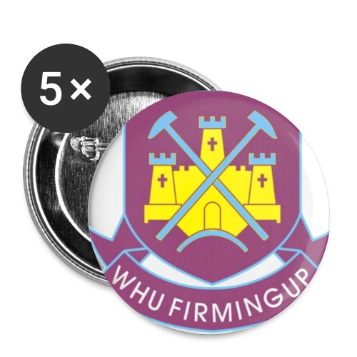 firmingup badges - Buttons small 25 mm