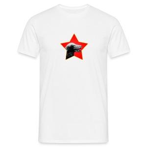 Swansea Jack (+ back print) - Men's T-Shirt