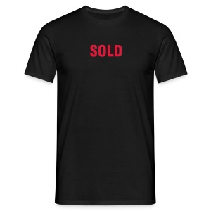 Sold - Men's T-Shirt