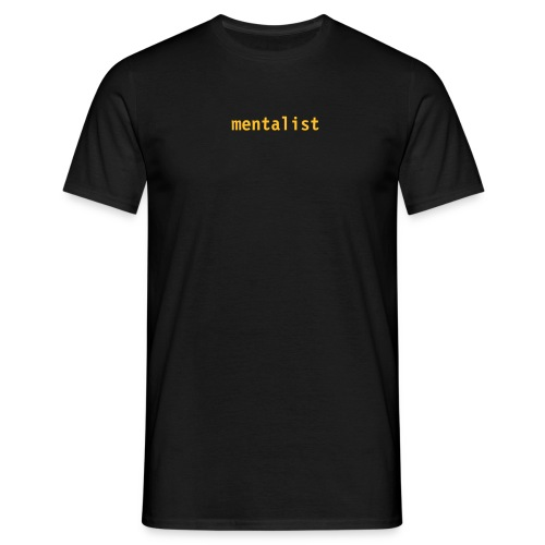 Mentalist - Men's T-Shirt