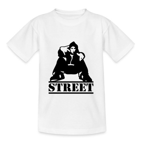 Child Street - Teenage T-Shirt