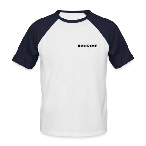 Pure Ride - T-shirt baseball manches courtes Homme