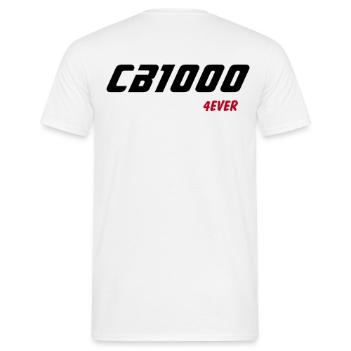 CB1000 4Ever Blanc - T-shirt Homme