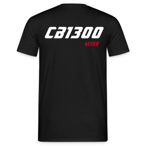 CB1300 4Ever Noir - T-shirt Homme