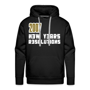 2007 - Men's Premium Hoodie