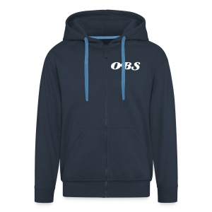 OBS - Men's Premium Hooded Jacket