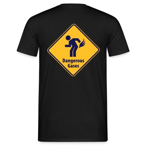 Gaz - T-shirt Homme