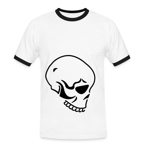 paura!!!!!!!!!!!!!!! - Men's Ringer Shirt