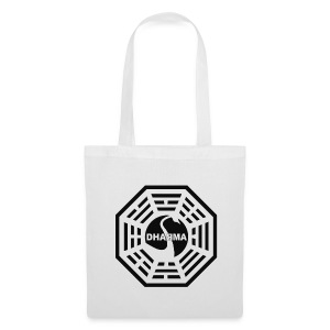 Shopping Bag Dharma Initiative - Borsa di stoffa
