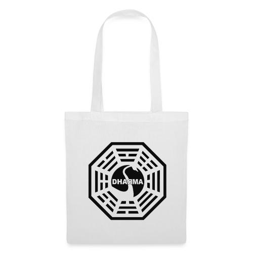 Shopping Bag Dharma Initiative - Borsa di stoffa