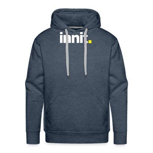 innit green hood - Men's Premium Hoodie