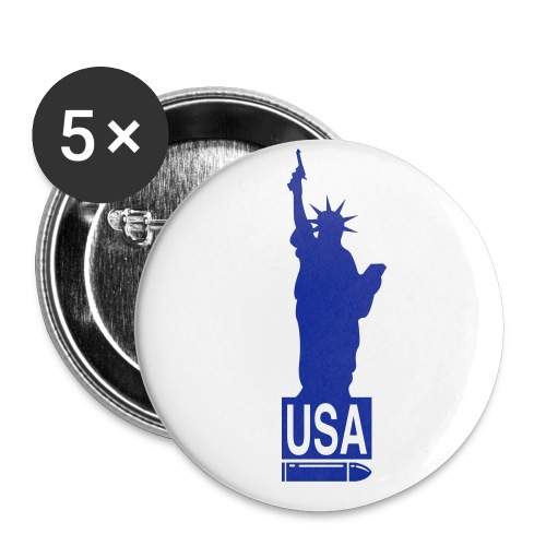 STATUE - Badge grand 56 mm
