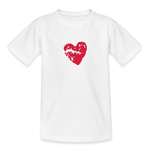 Heart - Teenage T-Shirt