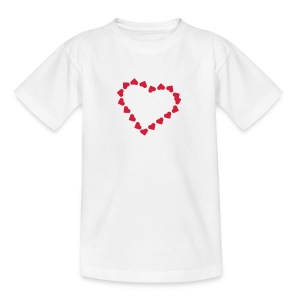 Heart of hearts - Teenage T-shirt