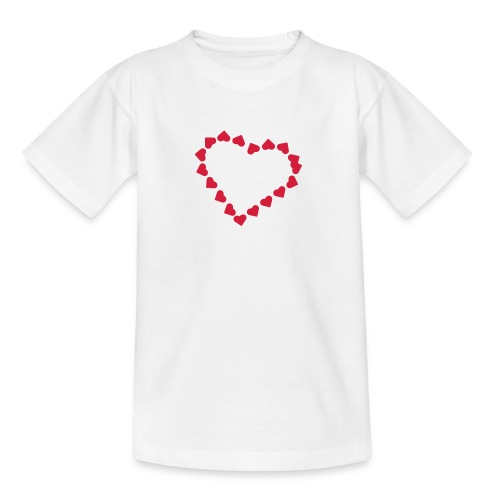 Heart of hearts - Teenage T-Shirt