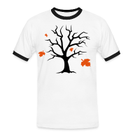 T-Shirts ~ Männer Kontrast-T-Shirt ~ Artikelnummer 4197649