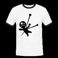 T-Shirts ~ Männer Kontrast-T-Shirt ~ Artikelnummer 4197651