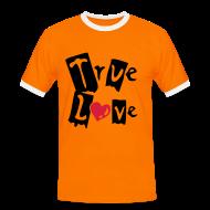 T-Shirts ~ Männer Kontrast-T-Shirt ~ Artikelnummer 4197659