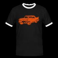 T-Shirts ~ Männer Kontrast-T-Shirt ~ Artikelnummer 4197665