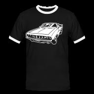 T-Shirts ~ Männer Kontrast-T-Shirt ~ Artikelnummer 4197667