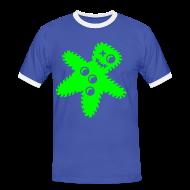 T-Shirts ~ Männer Kontrast-T-Shirt ~ Artikelnummer 4197668