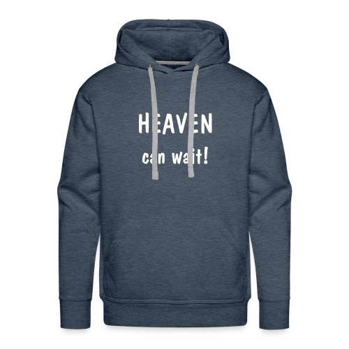 Back from hell - Männer Premium Hoodie
