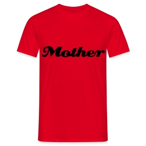 Mother*** ... Red - T-shirt Homme