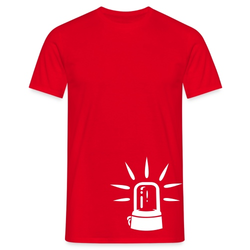 WARZA WARZA - Herre-T-shirt