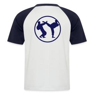 karate - Miesten lyhythihainen baseballpaita