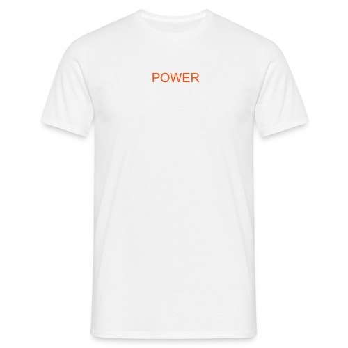 power - T-shirt Homme