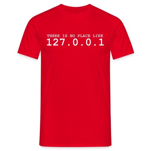 LOCALHOST - Camiseta hombre
