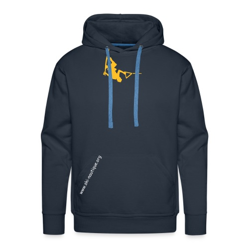 sweat Wake - Sweat-shirt à capuche Premium pour hommes
