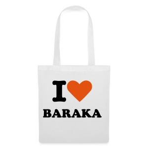 Sac I love Baraka - Tote Bag